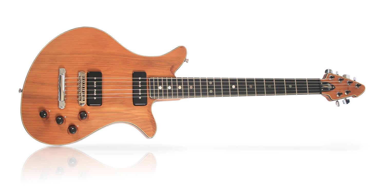 Bolt-on special custom guitar