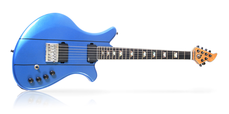 Bolt-on hand made custom guitar